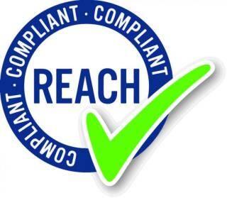 Logo conformità REACH