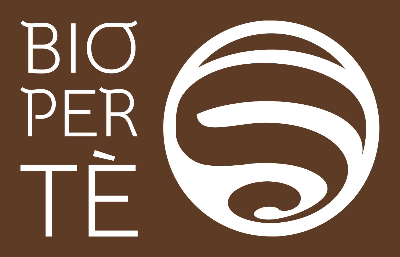 Logo Bio per Te' completo