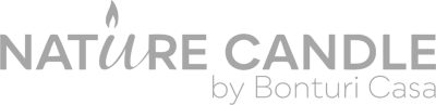 Nature Candle by Bonturi Casa Logo